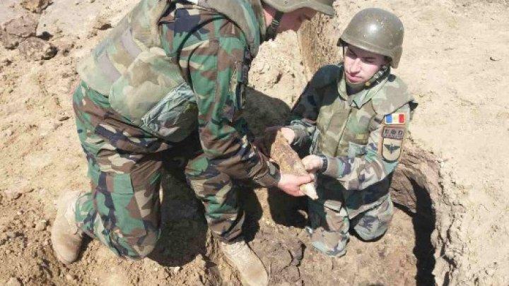 12 взрывных объектов обезвредили саперы Нацармии с начала года