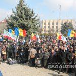"""Гагаузия встала на защиту государственности: """"Унионисты должны ответить перед судом!"""" (ВИДЕО)"""