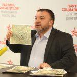Социалисты потребовали полной информации о расследованиях кражи у Кишинева десятков земельных участков (ВИДЕО)