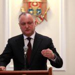 Додон: Имея доступ на рынки стран ЕАЭС, мы могли бы создать сотни тысяч рабочих мест в Молдове