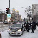 Шесть светофоров в Кишиневе будут работать круглосуточно