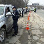 Более 2000 водителей превысили скорость в праздничные и выходные дни