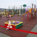 Додон посетил три села, в которых по его инициативе будут построены спортивные комплексы (ФОТО)