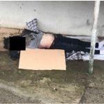 У найденной вблизи мусорки убитой женщины остался маленький ребёнок