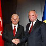 Додон подтвердил приглашение Эрдогану на открытие отремонтированного здания президентуры (ФОТО)