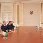 Додон лично поблагодарил Алиева за строительство культурно-образовательного центра в Чадыр-Лунге (ФОТО)