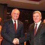 Президент Македонии посетит Молдову по приглашению Игоря Додона (ФОТО)