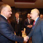 Додон высказался за расширение и укрепление молдо-албанских отношений