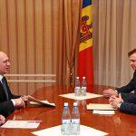 Президент подписал указ о назначении министром юстиции Виктории Ифтоди (ФОТО)