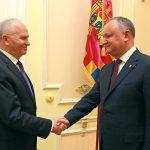 Додон: Молдова была и остается надежным партнером России во всех областях сотрудничества