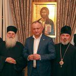 Под патронатом президента Молдовы создана организация «Друзья Православия»