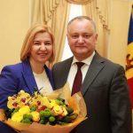 3 года на посту Башкана Гагаузии: Игорь Додон поздравил Ирину Влах