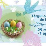 Традиционная пасхальная ярмарка откроется завтра в Кишиневе