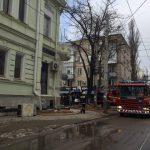 В столичном ресторане La Taifas случился пожар (ФОТО)