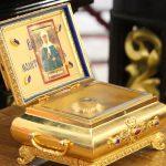 Икона и мощи Святой Матроны Московской останутся в Кафедральном соборе столицы до 18 марта