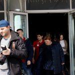 Тревога в торговом центре Кишинева: десятки человек эвакуировали (ВИДЕО)