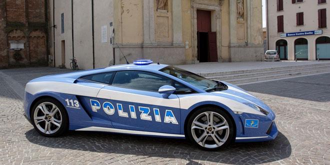 Пьяный и без прав: молдаванин попался итальянской полиции во время дорожного движения