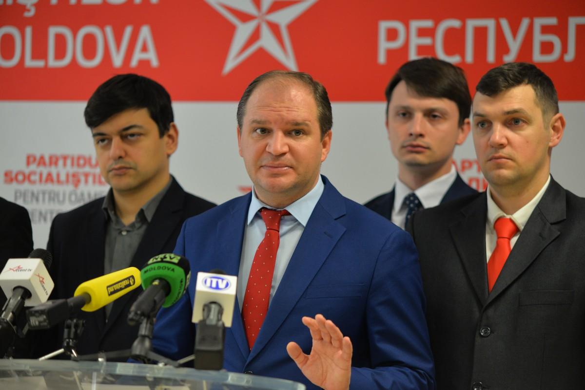 Ион Чебан призвал кандидатов в генпримары забыть о геополитике и говорить на дебатах только о проблемах Кишинева (ВИДЕО)