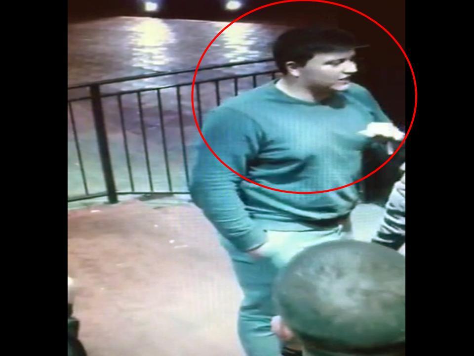 Орудующий в ночных клубах Кишинева грабитель попал на видео