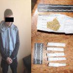 """Полиция устроила """"облаву"""" в столичном наркопритоне (ВИДЕО)"""