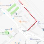 Движение на участке дороги в Кишиневе закроют до 2020 года из-за строительства коммерческого объекта