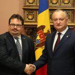 Додон: Молдова должна сохранять и развивать партнёрство с ЕС, восстанавливая при этом сотрудничество с РФ
