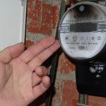 В частном доме в Дубоссарах загорелся электросчетчик