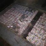 Более 20 тысяч контрабандных сигарет пытались вывезти из Молдовы, прикрываясь растительным маслом (ФОТО)
