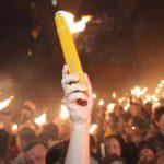 Благодатный огонь привезут в Молдову в 16-ый раз