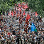 В этот день мы должны быть вместе: граждан призвали пройти 9 Мая единой колонной Марша Победы (ВИДЕО)
