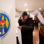 Явка на выборах в Молдове к 11 часам утра превысила 10%