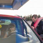 5 человек задержаны за сутки за нарушения режима КПП