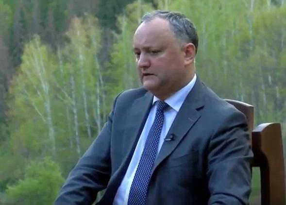 Додон рассказал, как будут организованы парламентские выборы для Приднестровья и диаспоры (ВИДЕО)