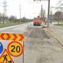 Примэрия опубликовала новый список улиц, временно недоступных для автомобилей