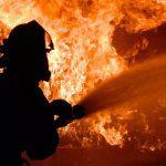 Вспыхнувшие солома и дрова едва не привели к трагедии в Приднестровье