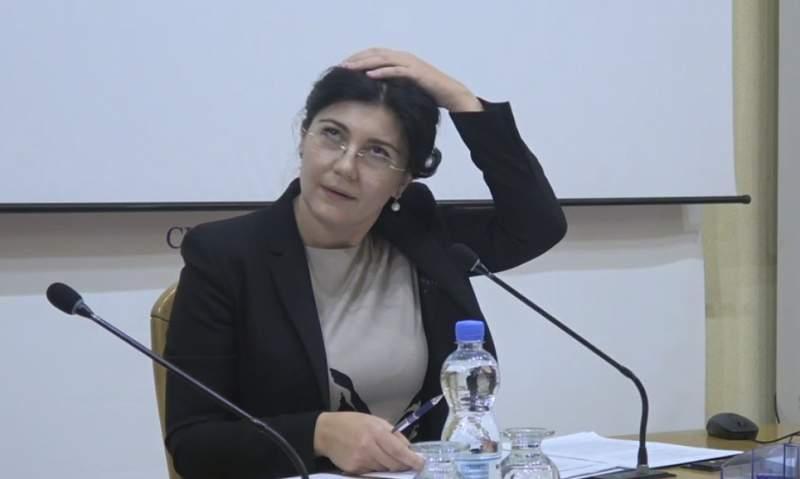 Перестановки в правительстве: демократы решили назначить Сильвию Раду министром здравоохранения, труда и соцзащиты