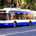 На улицах Кишинева до конца года появятся троллейбусы с камерами видеонаблюдения