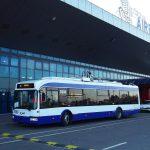 О точном местонахождении троллейбусов №30 отныне можно узнать при помощи приложения
