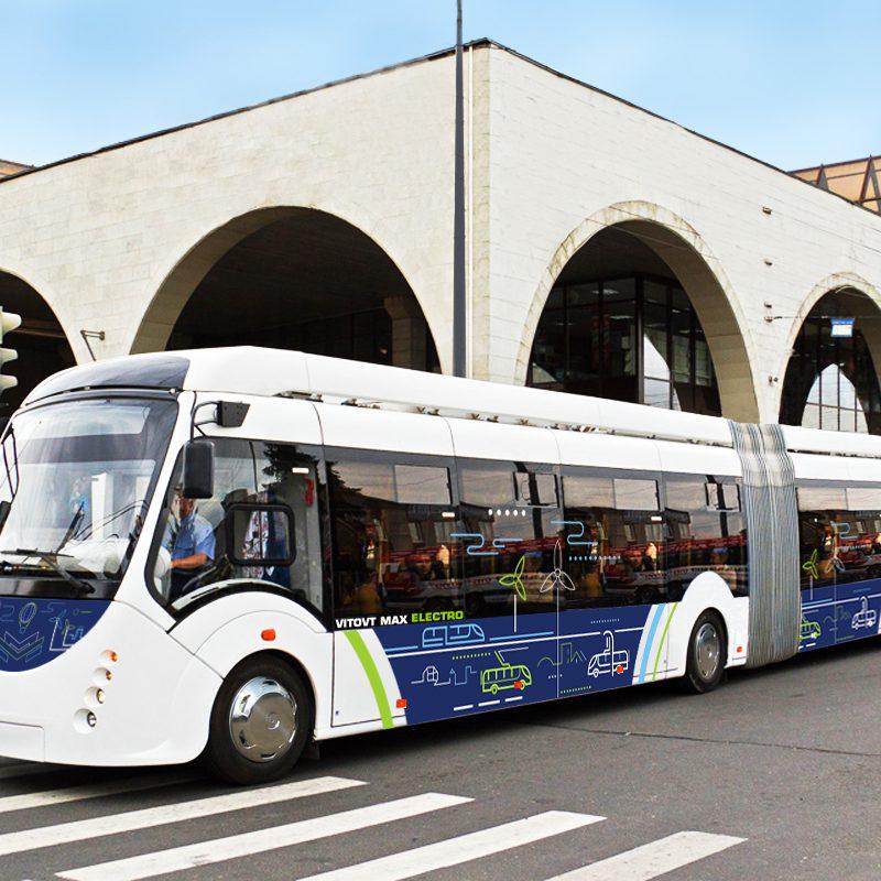 На улицах столицы впервые появятся экономичные белорусские электробусы (ВИДЕО)