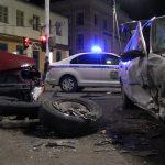 Водитель иномарки и его пассажир получили серьезные травмы в результате ДТП в Тирасполе (ФОТО)