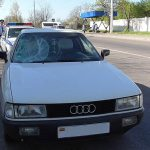 В Бендерах водитель сбил женщину, переходившую дорогу в неположенном месте (ФОТО)
