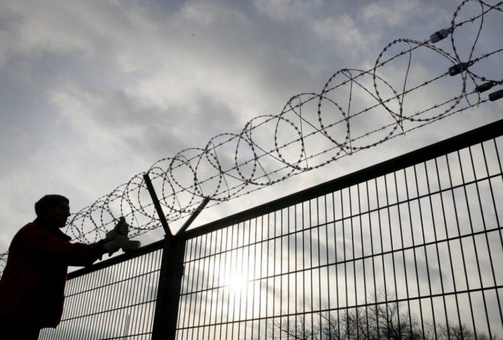 Заключенный пытался сбежать из тюрьмы в Бранештах