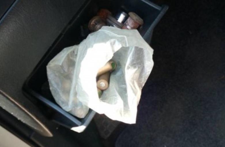 Кишиневец попался с патронами в машине при пересечении молдо-украинской границы (ФОТО)