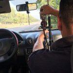 """Патрульная полиция объявила """"охоту"""" на любителей погонять"""