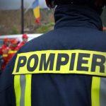 В пасхальную ночь в пригороде Кишинева машина сгорела от оставленной в ней свечки (ВИДЕО)