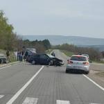 Серьезное ДТП в Ниспоренском районе: три машины сильно повреждены (ФОТО)