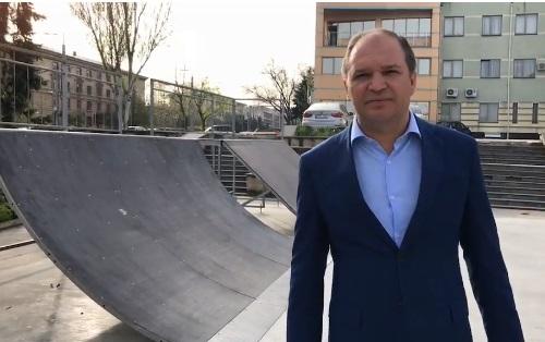 В Кишиневе наконец появился скейт-парк (ВИДЕО)