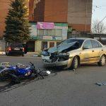 НИП предупреждает: на дорогах вновь появились мотоциклисты