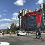 По факту пожара в торговом центре Кишинева возбужден уголовный процесс