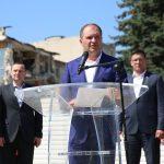 Ион Чебан выступил за сохранение объектов культуры и спорта в Кишиневе (ВИДЕО)